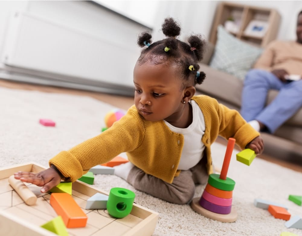 Wide variety of educational and fun toys for all ages
